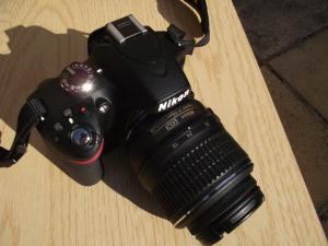 My Nikon D3200